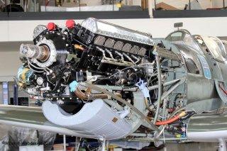 Supermarine Spitfire T9 D-FMKN - AirFighter Academy